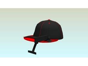 Electronic Head Slapper for hats