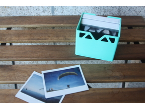 Instax Wide Box