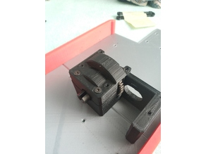Central Metal Differential Housing (for Truggy by Niko)