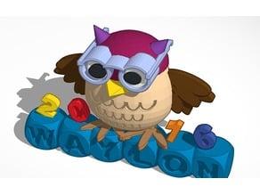 Remix Owl Always Luv U