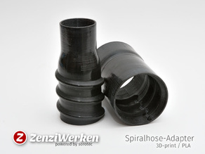 Spiralhose Adapters (40 mm)