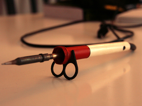 Simple Stand for JBC Soldering Iron