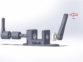 Filament Spooling Sensor