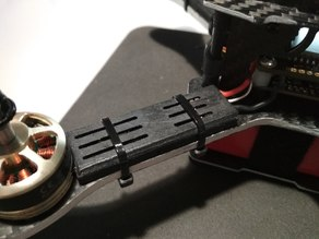 FVT littlebee 20a ESC cover for 18mm wide arms