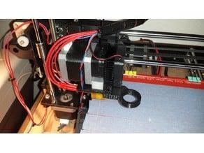 CTC Prusa i3 Pro B Sensor and Fan Holder