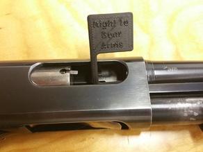 Gun Bore Safety Flag