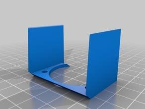i3 Prusa (aluminum clone) fan shroud
