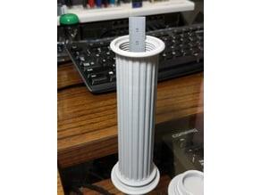 Doric Style Column Container