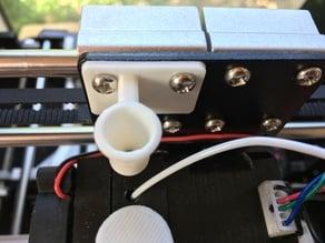 Anet A8 Filament Guide - ReFit