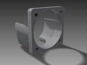 40mm j-head cooling shroud