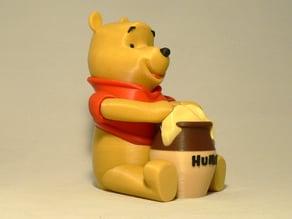 Winnie the Pooh - smooth