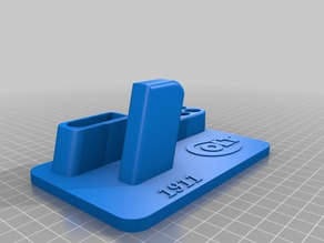 1911 45 Display Stand (for smaller print beds)