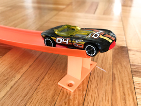 Hot Wheels Ramp Support