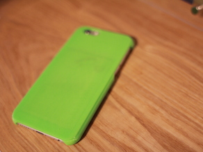 iPhone6 case for an IC Card or a Credit Card