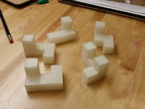 3x3 Puzzle Cube