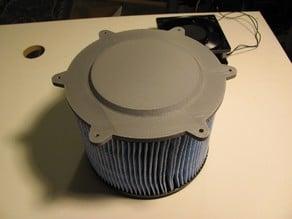 Clean Room Inlet Fan/Filter