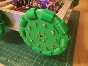 4 Inch Omni Wheel