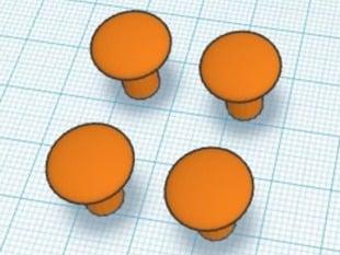 Simple draw handles