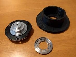 Filament Spool HDD Bearing Adaptor