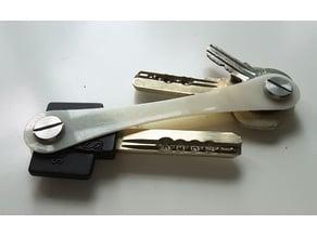 Key Smart - My Swiss-knife key holder ver. 3.0