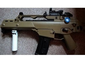 airsoft grip/handle