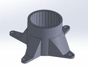 Adapter MotorMount ID24