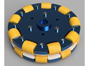 Large Omni Wheel