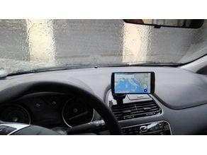 Fiat Punto Evo Smartphone Magnetic Mount