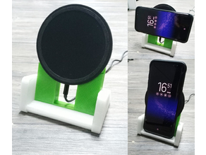Belkin BOOST↑UP Bold Wireless Charging Pad 10W STAND