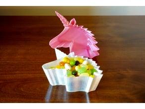 Unicorn Dish
