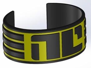 Non-Compliant Cuff Bracelet