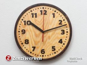 """Clock Face """"TinyDottie"""" cnc"""