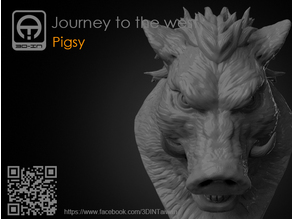Journey to the West - Pigsy