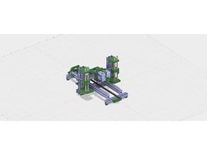 Junkion lead screw based 3d printer