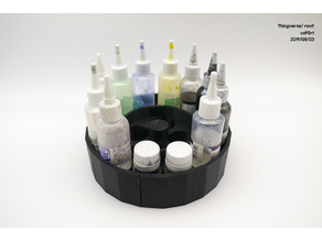 PAINT-STAND FOR MODELER