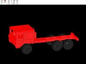 1/87 6x6 Truck