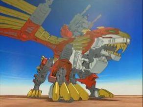 Zoids: Phoenix liger