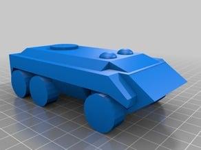 Wheeled Armored Vehicle