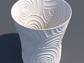 Displacement Vase 02