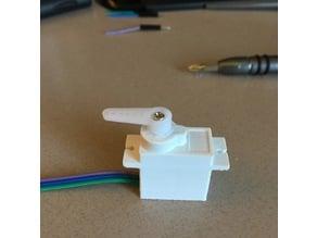 Servo Potentiometer Control (ServoPot)