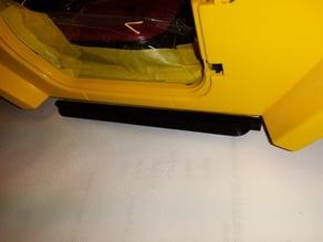 RC Jeep JK Siderails Rock Slider V1