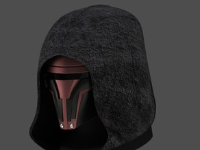 Darth Revan Mask