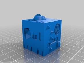 imposible calibration cube'ish