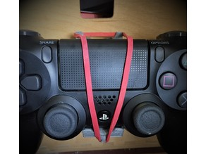 PS4 Controller Wall Mount V4 secured