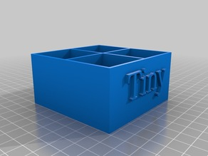 Miniatures Case - Tiny
