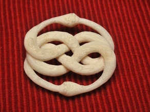 Auryn Medallion from The NeverEnding Story