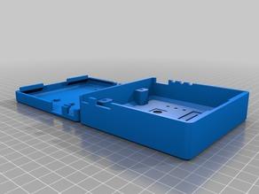 HeaterMeter v4.3  Pi0 Case