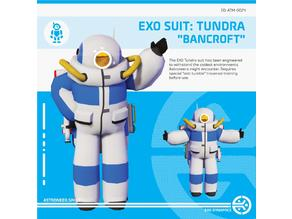 Astroneer Tundra Suit
