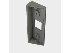 Ring Doorbell Angle Wedge