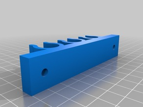 Pen or pencil wall support